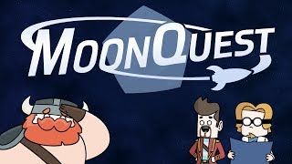 Repeat youtube video ♪ MoonQuest: An Epic Journey - Original Song and Animation