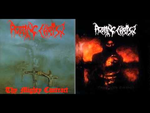 Rotting Christ  Thy Mighty Contract  Full Album