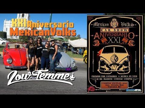 XXI Aniversario Mexican Volks /ElBesosVW