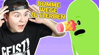 WIE PASSIERT SOWAS?! - Dumb Ways to Draw [Deutsch/HD]