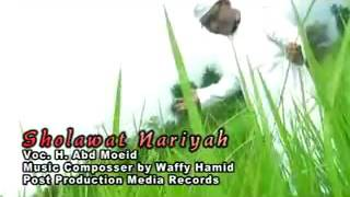 Download Sholawat nariyah h abdul muid