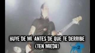 Avenged Sevenfold - Burn It Down (Subtitulado en Español)