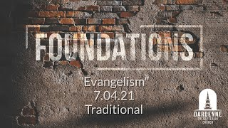 Dardenne Presbyterian Worship July 4: 9:30