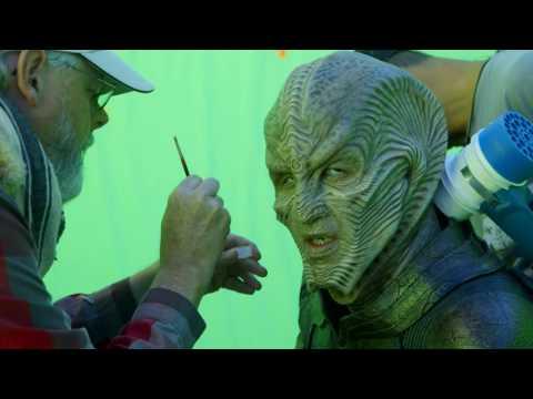 Star Trek: Beyond: Behind the Scenes Movie Broll - Chris Pine, Simon Pegg