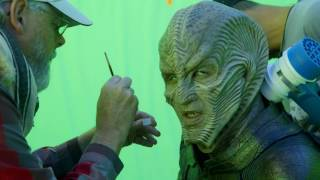 Star Trek: Beyond: Behind the Scenes Movie Broll - Chris Pine, Simon Pegg