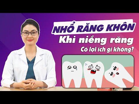 Các Trường Hợp Cần Phải Nhổ Răng Khôn Khi Đang Niềng Răng? Nhổ Răng Khôn Có Tác Dụng Gì?