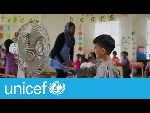 How far do you go to keep your children safe? | UNICEF