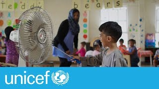 How far do you go to keep your children safe? | UNICEF