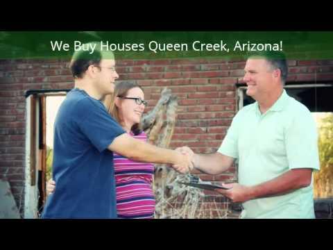 We Buy Houses Queen Creek, Arizona | 855-NEED-TO-SELL