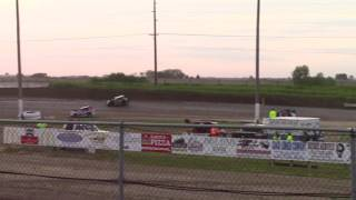 Southern Iowa Speedway Modlite Feature