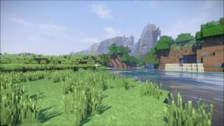 Minecraft - Wisdom Shaders V3 Gameplay