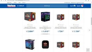 3500 TL İle Oyun PC Sistem Toplama Rehberi (2018) Ryzen 3 2200G