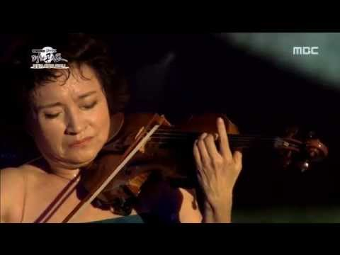 Kyung Wha Chung plays Amazing Grace