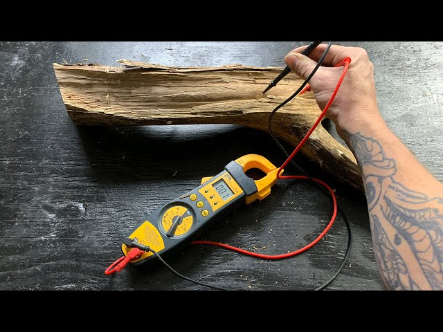 Can Electricity Travel Through Wood?