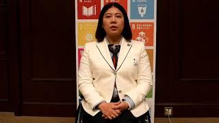 大日方 邦子 平昌パラリンピック日本代表選手団団長から「開発と平和のためのスポーツの国際デー(4月6日)」に寄せたメッセージ