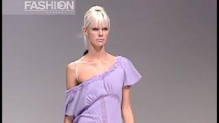 LA PERLA Spring Summer 2004 Milan - Fashion Channel
