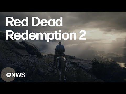 """Waarom wordt """"Red Dead Redemption 2"""" de beste videogame van het jaar genoemd? thumbnail"""
