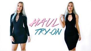 Shein.com Dresses TRY-ON Haul !!! | COCO Chanou