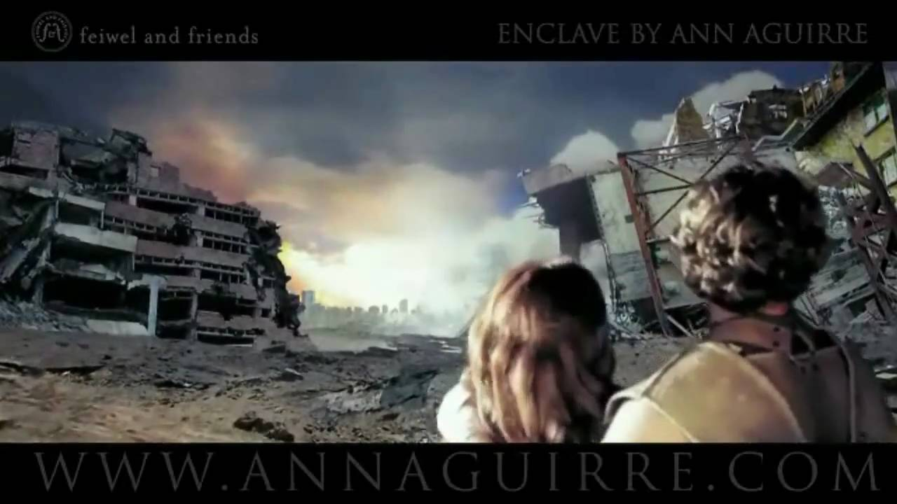 Enclave by Ann Aguirre Book Trailer - YouTube