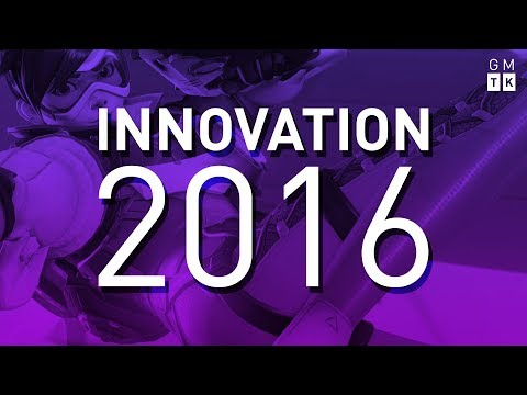 5 Game Design Innovations From 2016 | Game Maker's Toolkit