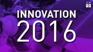 5 Game Design Innovations from 2016 | Game Maker