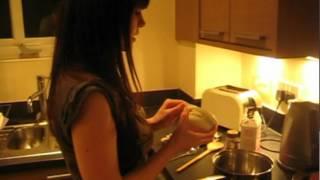 Natalie's Delicious Parsnip Cake