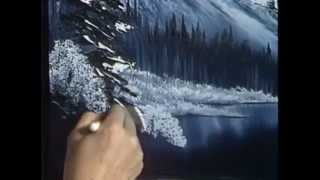 Bob Ross: The Joy of Painting - Winter Nocturne