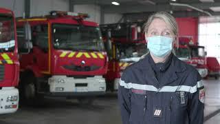 Sapeurs-pompiers volontaires, une passion partagée de mère en fille.