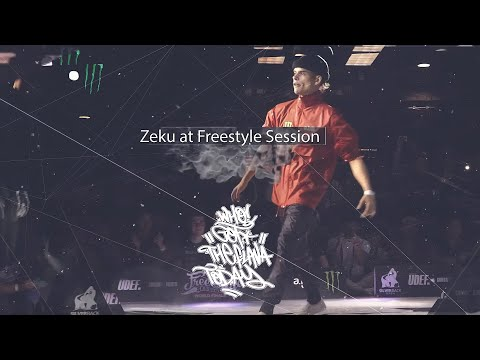 Who Got The Flava Today? Zeku at Freestyle Session 2018