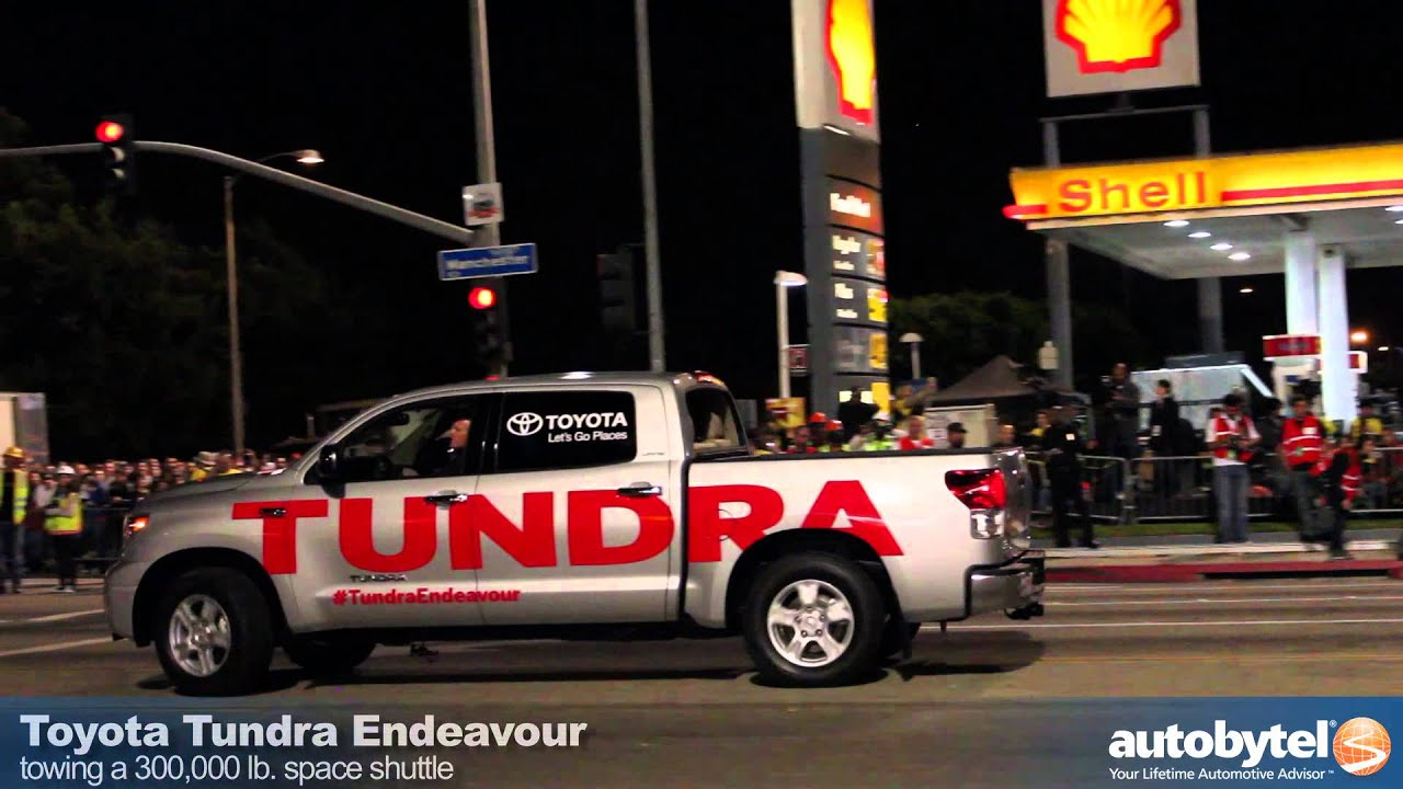 space shuttle toyota tundra - photo #18