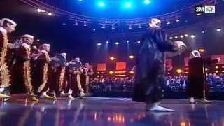 عبيدات الرمى في حفل خاص على القناة التانية الجزء الثاني Abidat Rma a Hafal Khass part 2 Sur 2m 2014