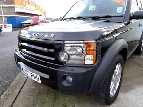 2007 land rover discovery 3 2 7tdv6 xs mov youtube. Black Bedroom Furniture Sets. Home Design Ideas