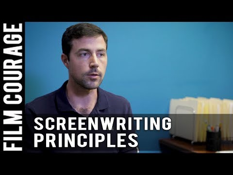 Principles Of Screenwriting by Scott Kirkpatrick