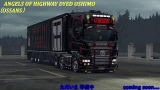 【Euro Truck Simulator 2】MP ただ走るだけ