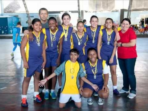 E. M. Manoel Bomfim - Jogos Estudantis 2012