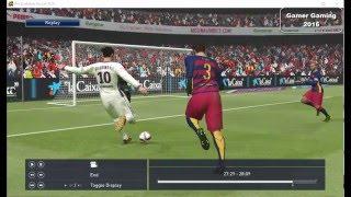 Zlatan Ibrahimovic goals (PES 2016)