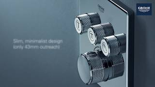 GROHE SMARTCONTROL PERFECT SHOWER SETS: THE HIDDEN ADVANTAGES OF CONCEALED TECHNOLOGY