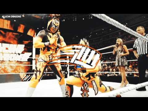"""► The Lucha Dragons 3rd Theme Songᴴᴰ """"Lucha Lucha"""" + Download Link."""