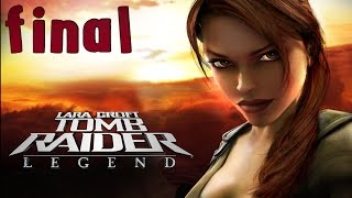 Tomb Raider: Legend - Walkthrough - Final Part 16 - Ending | Credits (PC) [HD]