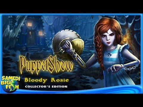 [Samedi Big Fish #25] PuppetShow: Bloody Rosie !