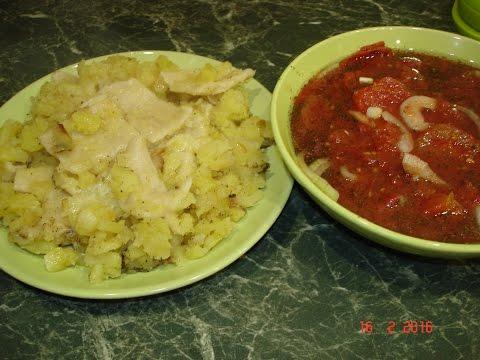 Галушки с мясом рецепт с фото