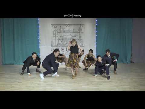 SeoulLindyFest2019 - Team Shortcase - Ho! Ho! hohohO! (2nd place)