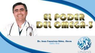 Omega 3 Dr. Juan Francisco Hernandez Sierra Líder oro USANA Health Sciences