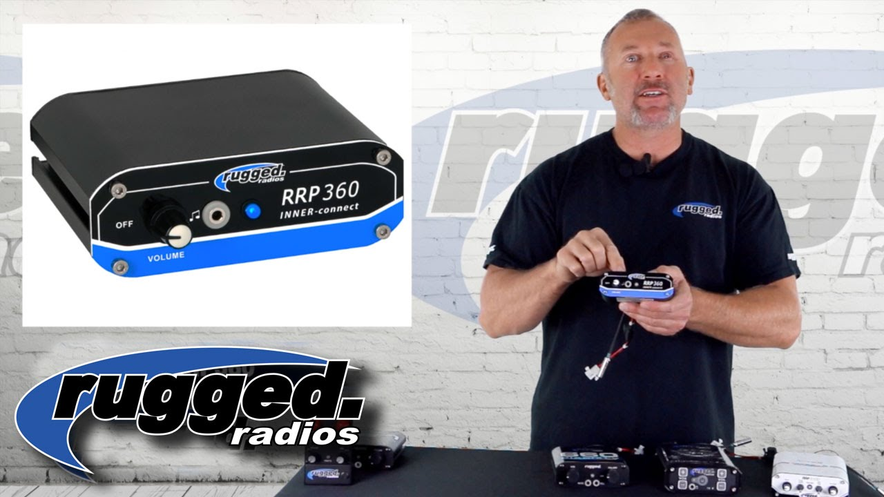 Rugged Radios : Intercom Lineup and Features