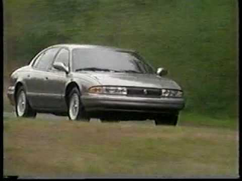 Chrysler Lhs Sedan Running Footage And Features