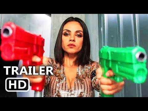 THE SPY WHO DUMPED ME   2018 Mila Kunis, Kev Adams Comedy Movie HD