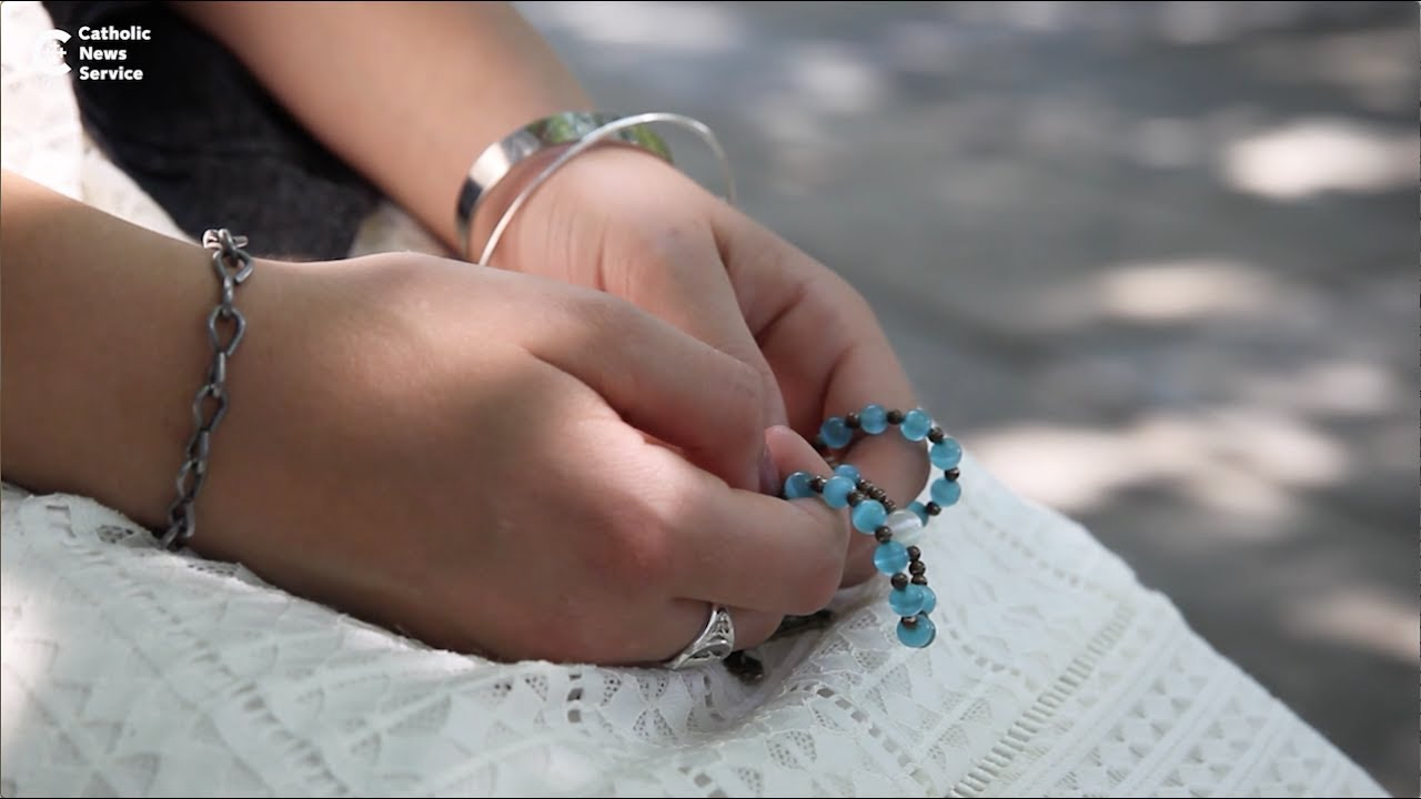 Pray With Us: Catholic Prayers in English | DOLR org