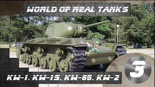 Czołgi odc. 3: KV-1, KV-1S, KV-2