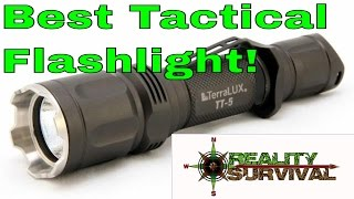 Best Tactical Flashlight. Period.