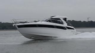 Bavaria Sport 360 Coupe from Motor Boat & Yachting